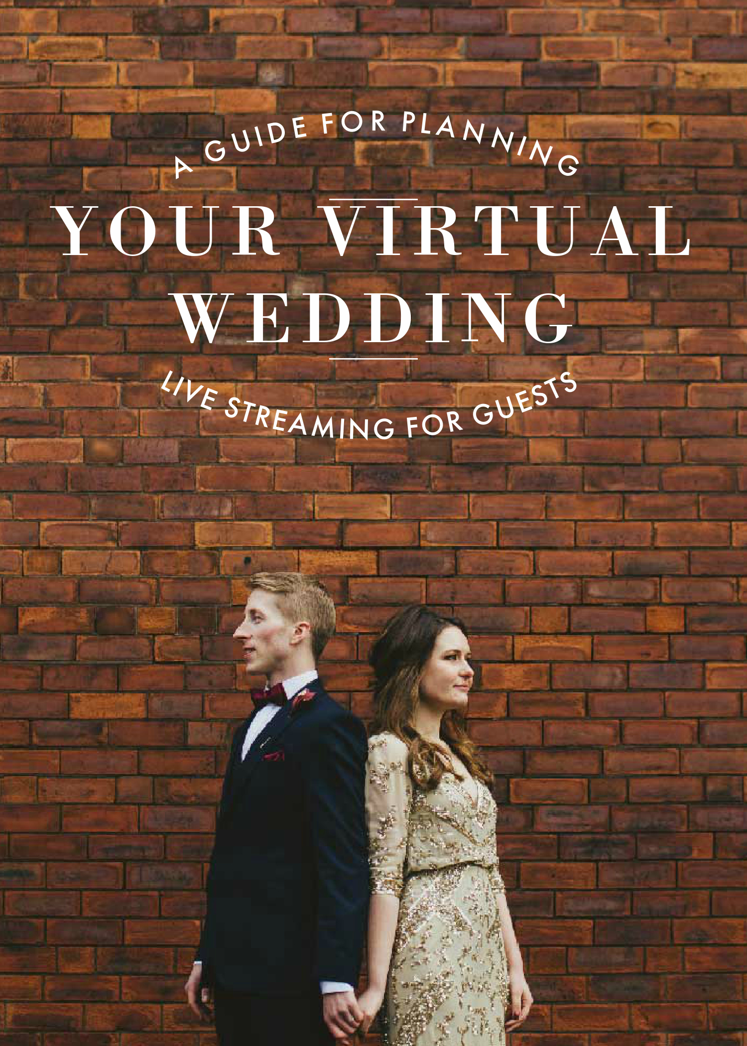 A Guide for Couples Considering a Virtual Wedding Option